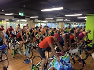 CYCLE - windtrainer @ YMCA Fitness and Aquatic Centre | Spring Hill | Queensland | Australia