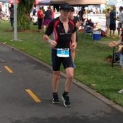 Mark Cairns IM run