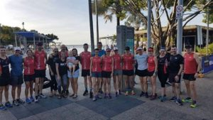 Tri Nation at Cairns Ironman
