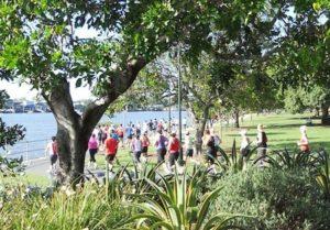 Park Run @ New Farm Park | New Farm | Queensland | Australia