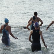 swimming redcliffe