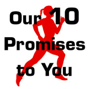 10 promises for beginner triathlon course