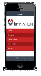 Tri Nation app