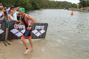 Tri Nation noosa swim