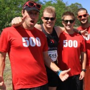 500km relay