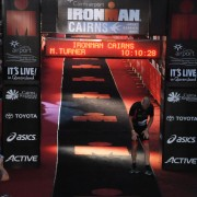 Ironman triathlon Mark Turner