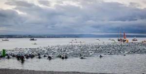 Ironman NZ swim
