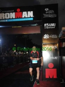 mark IM finish Cairns
